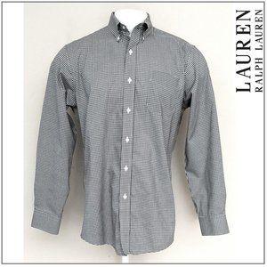 Lauren Ralph Lauren Men's Check Button-Down Shirt